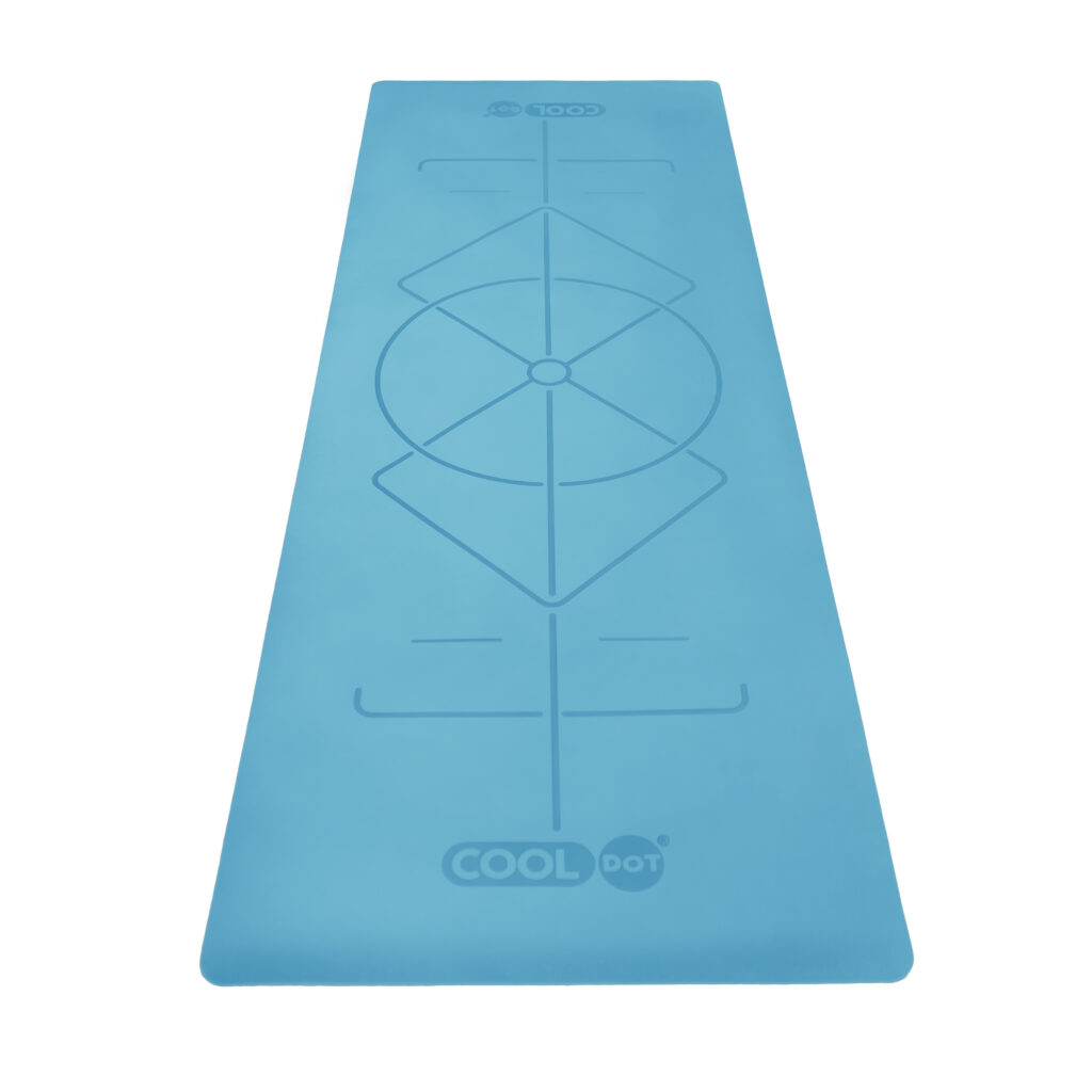 Blue Yoga Mat 1 FINAL