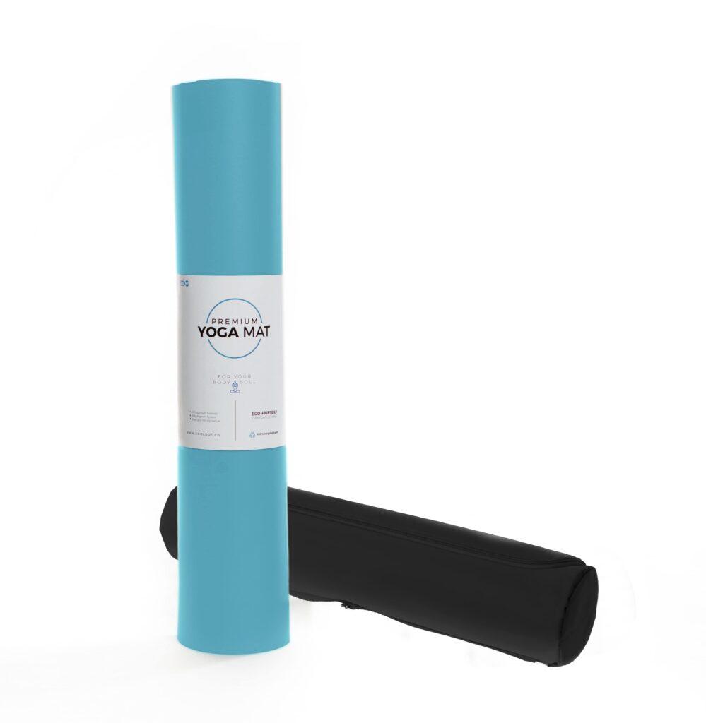 Blue Yoga Mat Amazon 3-min